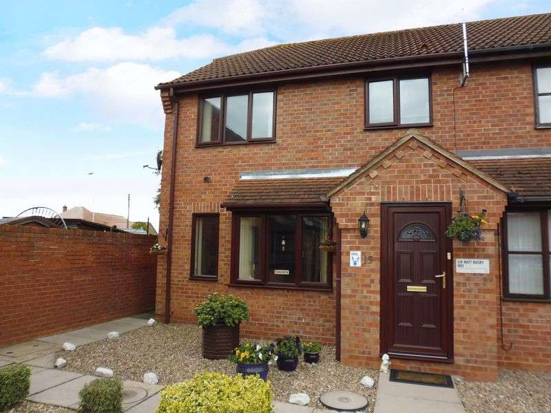 3 Bedrooms Semi Detached House for sale in Addison Place, Fenton