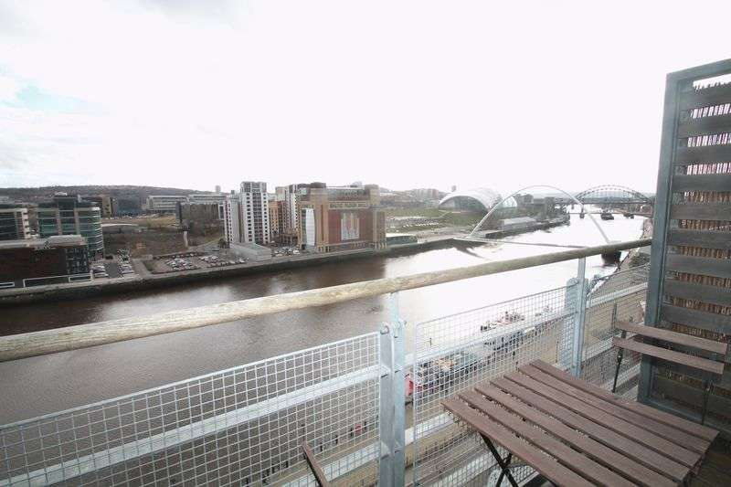 2 Bedrooms Flat for rent in St Ann's Quay, Newcastle Quayside