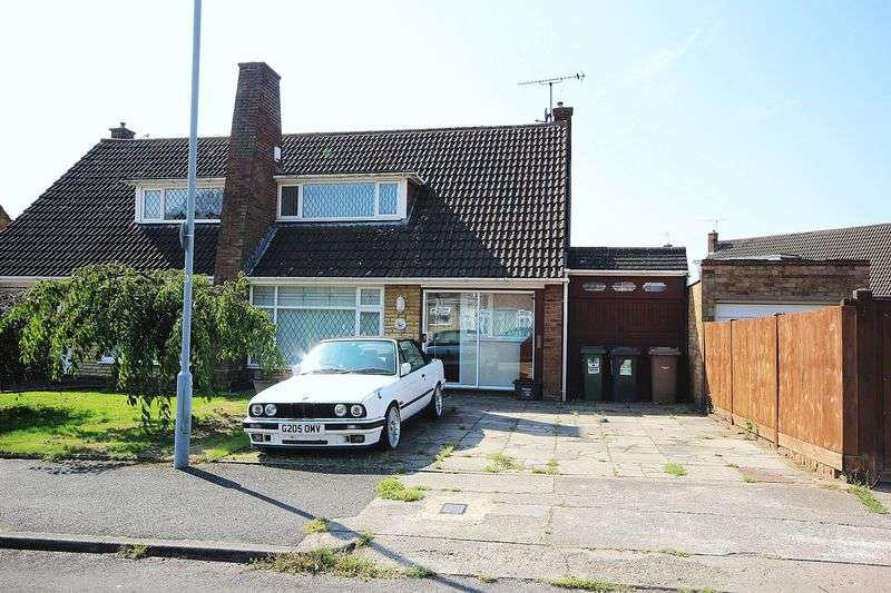 2 Bedrooms Semi Detached House for sale in Stopsley
