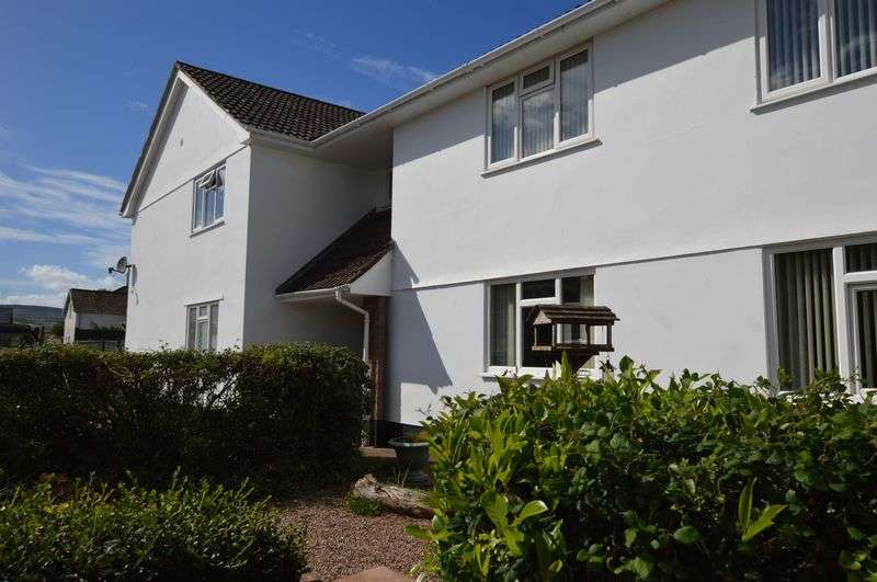 2 Bedrooms Flat for sale in Washford, Watchet