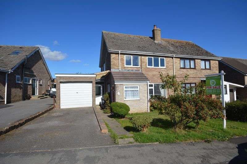 4 Bedrooms Semi Detached House for sale in Crewkerne