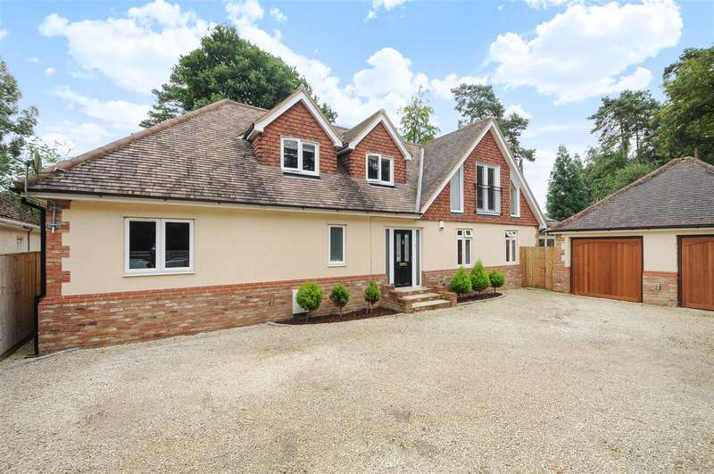 4 Bedrooms Detached House for sale in The Hansom Cab Inn, Lower Wokingham Road, Finchampstead, Wokingham