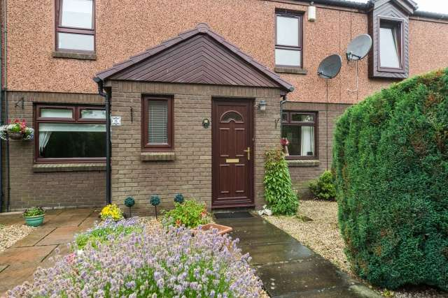 2 Bedrooms Terraced House for sale in Loretto Court, Musselburgh, East Lothian, EH21 6ST