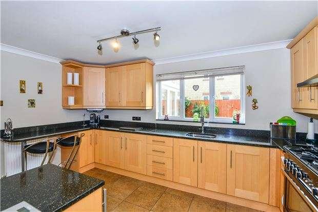 4 Bedrooms Detached House for sale in Wellow Mead, Peasedown St. John, BATH, BA2 8SB