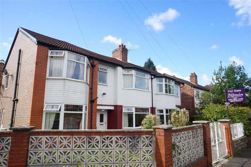 5 Bedrooms Property for sale in Kensington Road, Chorlton, Manchester, M21