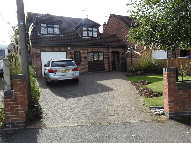 House for sale in Nabbs Lane, Hucknall, Nottingham