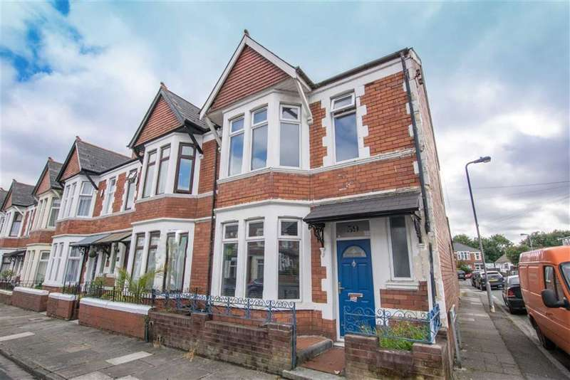 3 Bedrooms Property for sale in Windway Road, Victoria Park, Cardiff