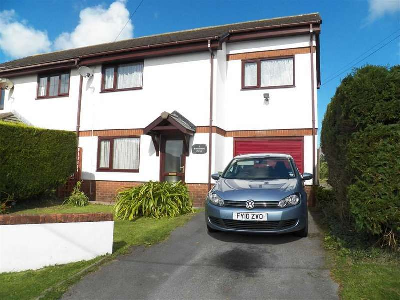 3 Bedrooms Property for sale in Gwendraeth View, Pontyates