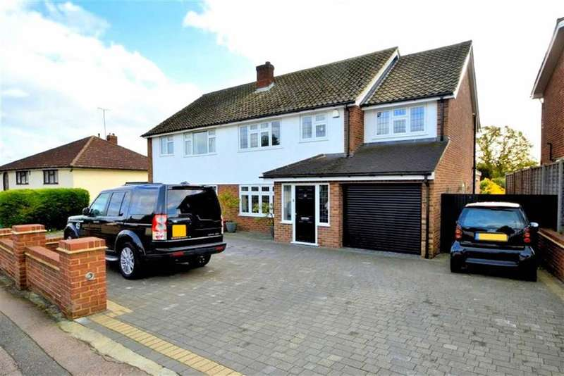 4 Bedrooms Property for sale in Ivy Chimneys, Epping