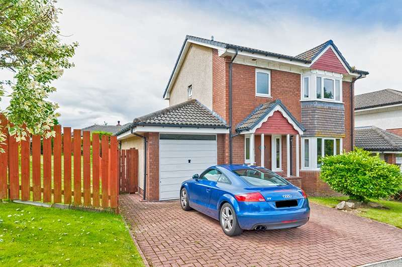 3 Bedrooms Detached House for sale in Redburn Avenue, Inverness, Highland, IV2