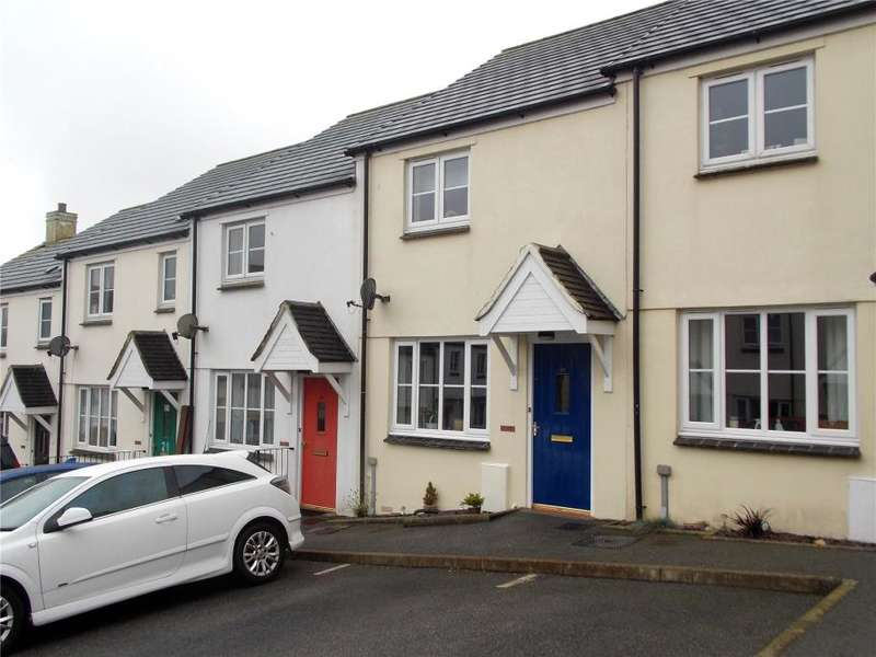 2 Bedrooms Terraced House for sale in Grenville Close, Nanpean