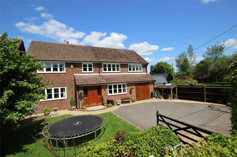 4 Bedrooms Detached House for sale in Drury Lane, Bentworth, Alton, Hampshire, GU34