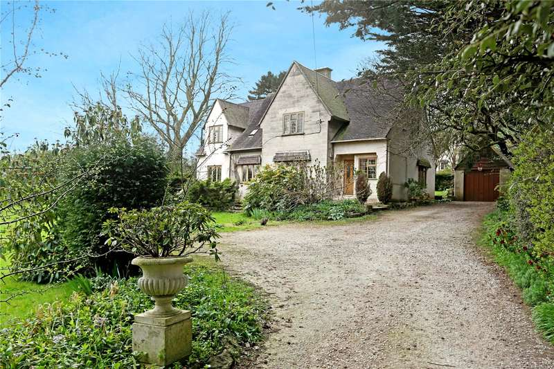 4 Bedrooms Detached House for sale in Cheltenham Road, Painswick, Stroud, Gloucestershire, GL6