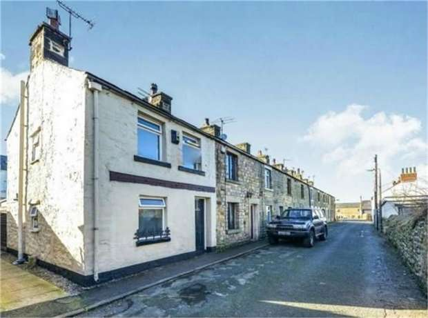 2 Bedrooms End Of Terrace House for sale in Ten Row, Glasson Dock, Lancaster, Lancashire