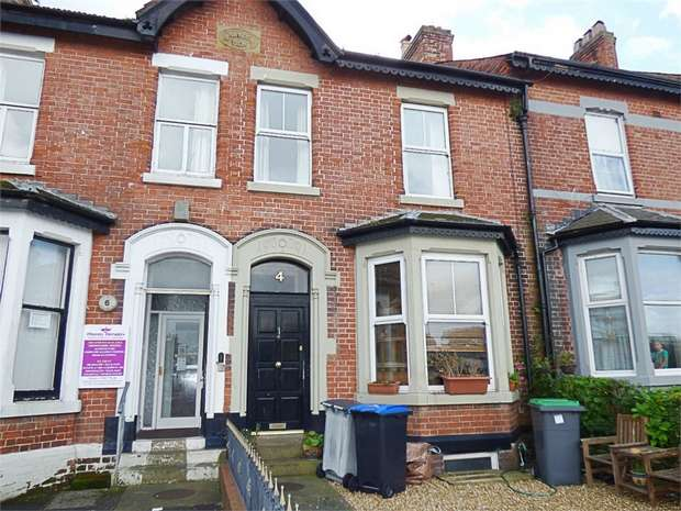 3 Bedrooms Terraced House for sale in Raikes Parade, Blackpool, Lancashire