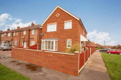 3 Bedrooms Detached House for sale in Felixstowe, Suffolk