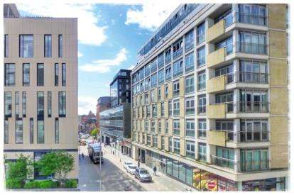 2 Bedrooms Flat for sale in Albion Street, Merchant City, Glasgow