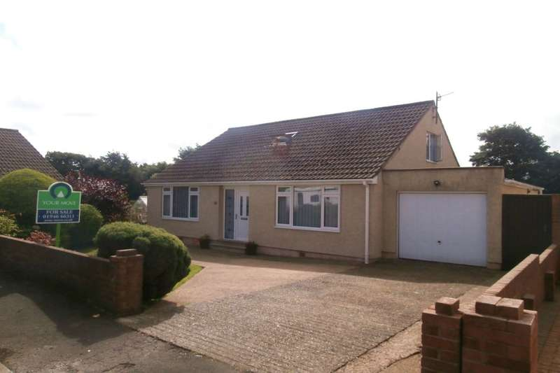 4 Bedrooms Detached Bungalow for sale in Castle View, Egremont, CA22