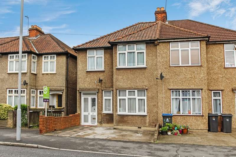 3 Bedrooms Semi Detached House for sale in South Lane, New Malden