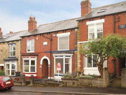 3 Bedrooms Terraced House for sale in Crimicar Lane, Sheffield