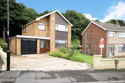 3 Bedrooms Detached House for sale in Woodburn Drive, Chapeltown, Sheffield, South Yorkshire
