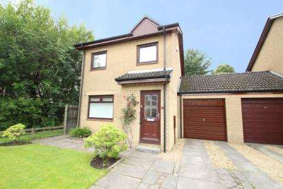 3 Bedrooms Detached House for sale in Greenlaw Drive, Paisley
