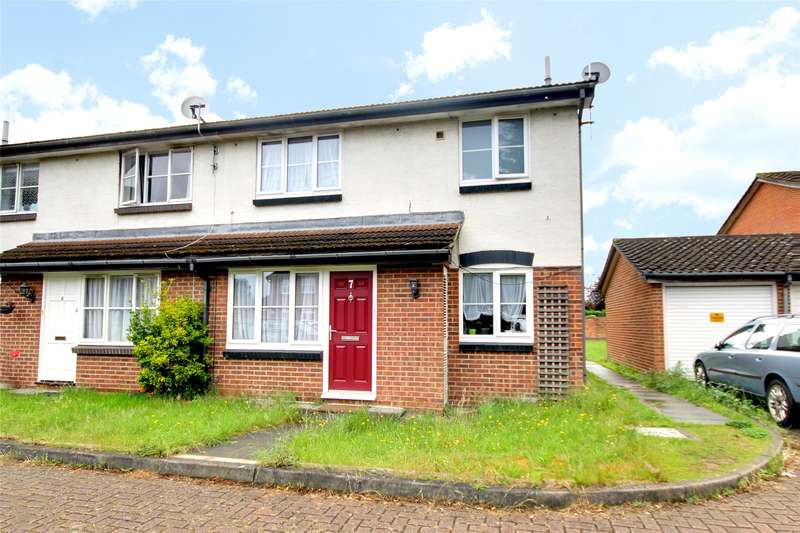 1 Bedroom Terraced House for sale in Windermere Close, Egham, TW20