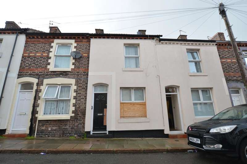 2 Bedrooms Terraced House for sale in Stockbridge Street, Liverpool, Merseyside, L5