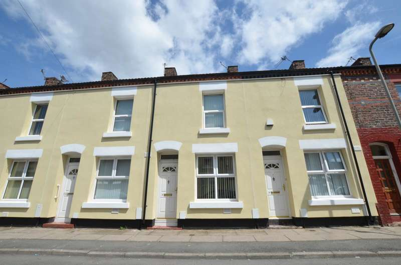 2 Bedrooms Terraced House for sale in Grange Street, Liverpool, L6