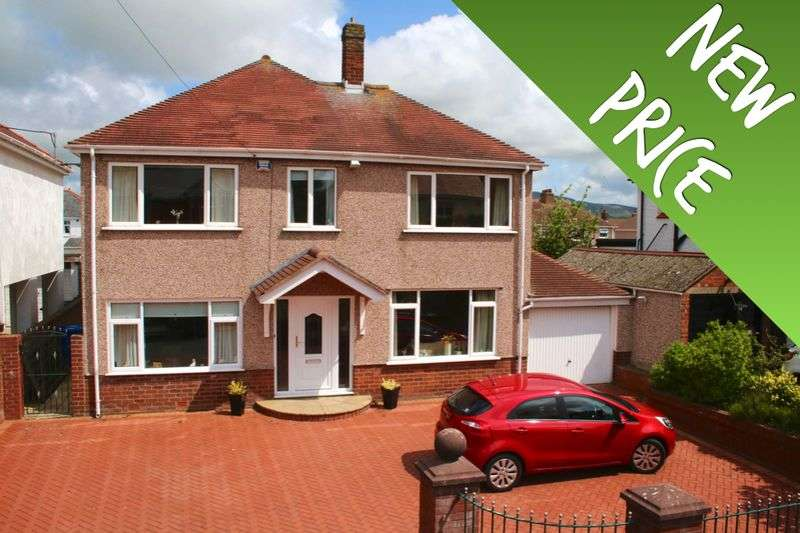 4 Bedrooms Detached House for sale in Abbey Road, Rhyl