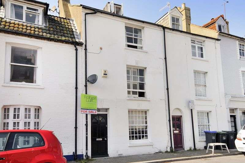 3 Bedrooms Terraced House for sale in Portland Road, Worthing