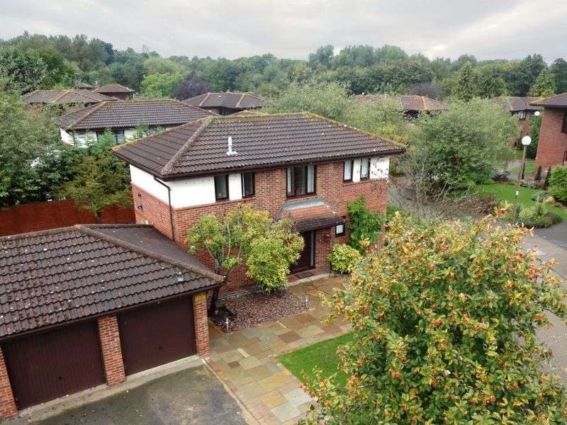 4 Bedrooms Detached House for sale in Haythrop Close, Milton Keynes