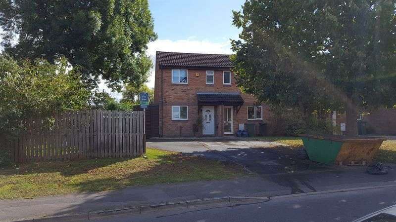 1 Bedroom Terraced House for sale in Westbourne Drive, Hardwicke, Gloucester GL2 4RU