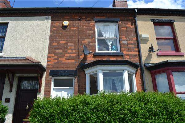 2 Bedrooms Property for sale in Derby Street, Leamore, Walsall