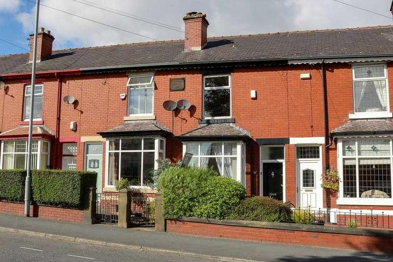 2 Bedrooms Terraced House for sale in Church Street, Bolton