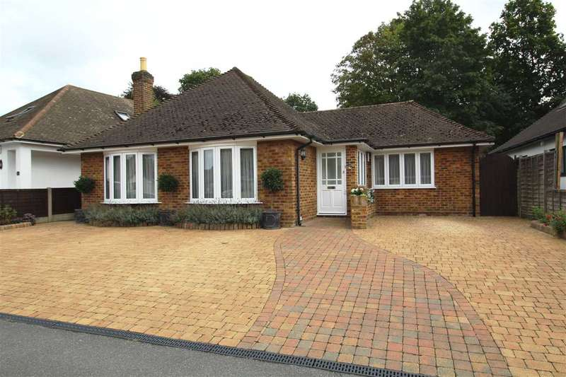 3 Bedrooms Bungalow for sale in Willow Close, Hutton Mount