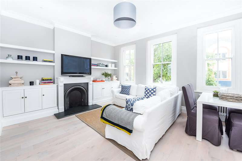 3 Bedrooms Flat for sale in High Street, Teddington, TW11