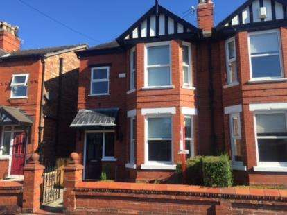 3 Bedrooms Semi Detached House for sale in Brook Lane, Timperley, Altrincham, Greater Manchester