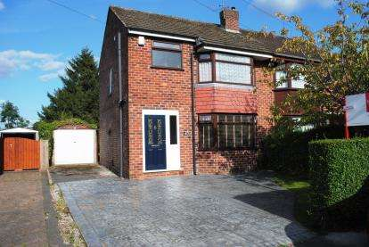 3 Bedrooms Semi Detached House for sale in Pingate Lane, Cheadle Hulme, Cheadle, Greater Manchester