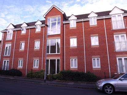 2 Bedrooms Flat for sale in James Street, Stoke-On-Trent, Staffordshire