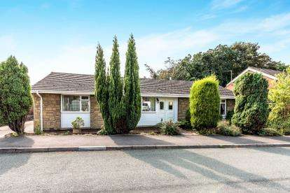 3 Bedrooms Bungalow for sale in Penn Croft, Little Haywood, Stafford, Staffordshire