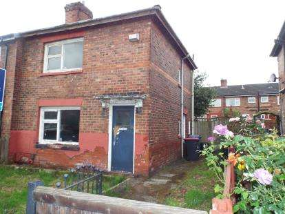 3 Bedrooms End Of Terrace House for sale in Gerald Road, Salford, Greater Manchester