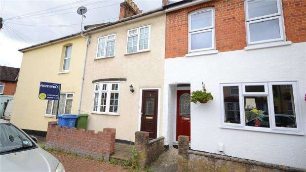 3 Bedrooms Terraced House for sale in Wolseley Road, Aldershot, Hampshire