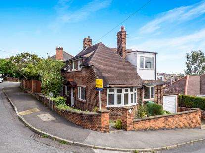 3 Bedrooms Bungalow for sale in Bentley Avenue, Nottingham