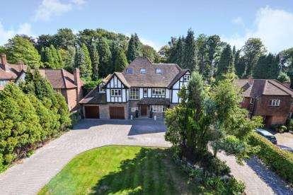 5 Bedrooms Detached House for sale in Camden Park Road, Chislehurst