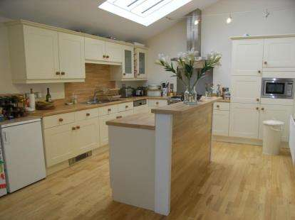 3 Bedrooms Detached House for sale in Oaksey Park, Oaksey, Malmesbury, Wiltshire
