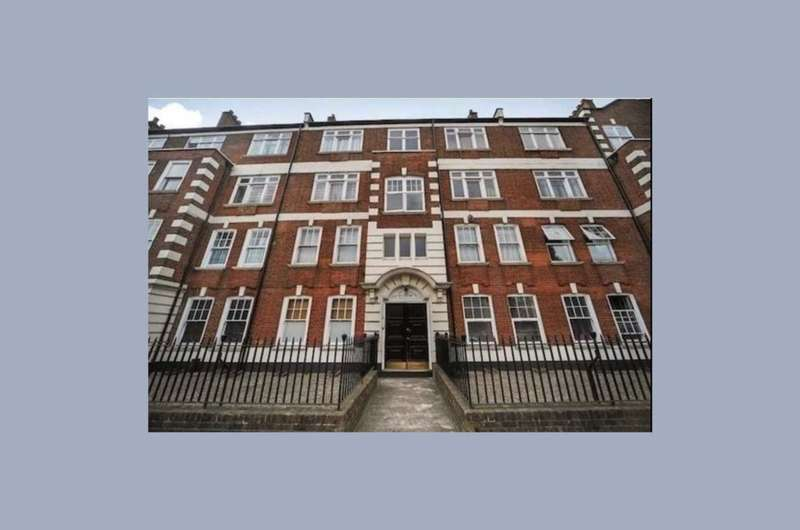 3 Bedrooms Flat for sale in Talgarth Mansions, Talgarth Road