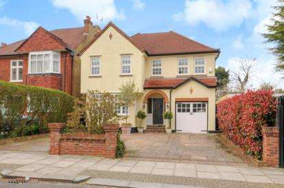 5 Bedrooms Detached House for sale in Hill Crescent, Totteridge