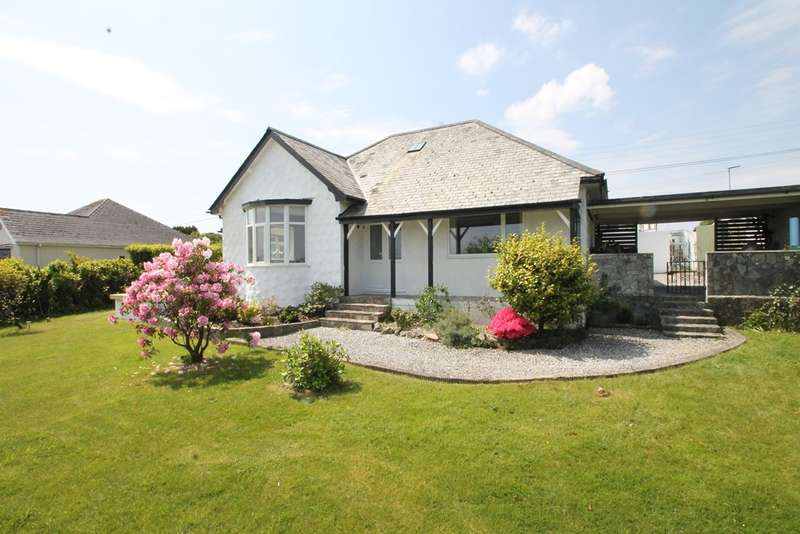 3 Bedrooms Detached Bungalow for sale in Crownhill