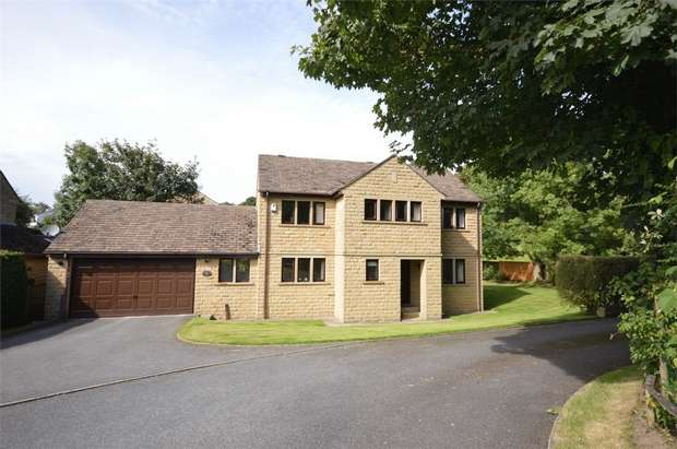 4 Bedrooms Detached House for sale in 63 Hall Ing Lane, Honley, HOLMFIRTH, West Yorkshire